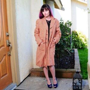 60's vibes Vintage coat